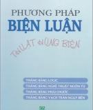 Ebook Phương pháp biện luận-Thuật hùng biện - NXB Giáo dục