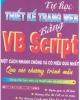 EBook Tự học Thiết kế trang Web bằng VBScript - Đạu Quang Tuấn