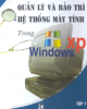 Ebook Quản lý và bảo trì hệ thống máy tính trong Windows XP - NXB Thống kê