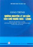 Giáo trình Những nguyên lý cơ bản của chủ nghĩa Mác - Lênin - NXB Chính trị Quốc gia