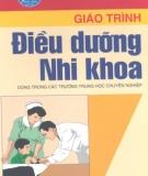 Giáo trình Điều dưỡng nhi khoa - BS. Nguyễn Thị Phương Nga
