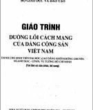 Giáo trình đường lối cách mạng Đảng Cộng sản Việt Nam - PGS.TS. Nguyễn Viết Thông