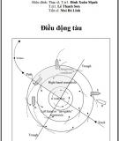 Giáo trình Điều động tàu - ĐH Hàng hải