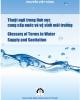 Ebook Thuật ngữ trong lĩnh vực cung cấp nước và vệ sinh môi trường - Nguyễn Việt Hùng (chủ biên)
