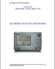 Giáo trình Hệ thống vô tuyến dẫn đường - ĐH Hàng hải