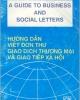 Ebook Hướng dẫn viết đơn, thư giao dịch thương mại và giao tiếp xã hội - Milon Nandy