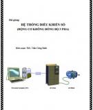 Bài giảng Hệ thống điều khiển số -  Ths. Trần Công Binh