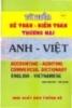 Ebook Từ điển Kế toán - Kiểm toán - Thương mại Anh Việt - Khải Nguyên, Vân Hạnh