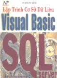 Ebook Lập trình cơ sở dữ liệu Visual Basic SQL Server - Võ Phước Linh