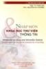 Nhập môn khoa học thư viện và thông tin - PGS.TS Phan Văn, ThS. Nguyễn Huy Chương