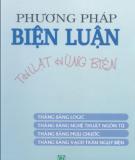 Ebook Phương pháp biện luận - NXB Giáo dục