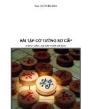 Ebook Bài tập cờ tướng sơ cấp: Tập 2 - HLV. Vũ Thiện Bảo
