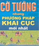 Ebook Cờ tướng những phương pháp khai cục mới nhất - Hoàng Thiếu Long