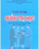 Giáo trình Quản trị học - ThS. Đồng Thị Vân Hồng