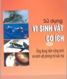 Ebook Sử dụng vi sinh vật có ích (Tập 2) - NXB Nông nghiệp