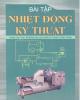Ebook Bài tập nhiệt động kỹ thuật: Phần 2 - TS. Lê Nguyên Minh