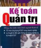 Kế toán quản trị - Ths Hồ Phan Minh Đức