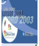 Giáo trình Microsoft Office Word 2003 Toàn tập - Nguyễn Sơn Hải