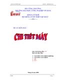 Chi tiết máy - Trường Đại học Công nghiệp TP. Hồ Chí Minh