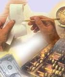 Bài giảng Kế toán tài chính: Phần 1 - CĐ Kinh tế Kỹ thuật Vĩnh Phúc