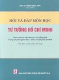 Ebook Hỏi và đáp môn học tư tưởng Hồ Chí Minh