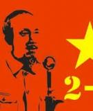 Giáo trình Đường lối cách mạng Đảng Cộng sản Việt Nam - Chủ biên: PGS.TS. Nguyễn Viết Thông