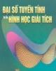 Ebook Đại số tuyến tính và hình học giải tích - Trần Trọng Huệ