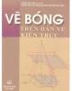 Ebook Vẽ bóng trên bản vẽ kiến trúc - Hoàng Văn Thân