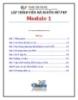 Giáo trình Lập trình viên mã nguồn mở PHP (Module 1) - Trung tâm tin học ĐH KHTN