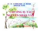 Bài giảng Địa lý kinh tế Việt Nam: Chương 2 - GV Trần Thu Hương