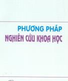 Ebook Phương pháp nghiên cứu khoa học - TS Phương Kỳ Sơn