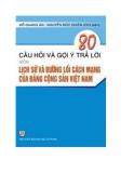 Hướng dẫn ôn thi thi Lịch sử Đảng Cộng sản Việt Nam - GS. Lê Mậu Hãn