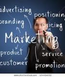 Giáo trình Quản trị Marketing: Phần 1 - ĐH Đà Nẵng