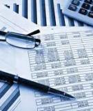 Giáo trình Kế toán doanh nghiệp 1: Phần 1 - Nguyễn Thị Trần Phước