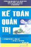 Giáo trình Kế toán quản trị - PGS.TS Phạm Văn Được