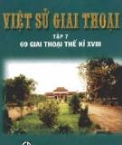 Ebook Việt sử giai thoại: Tập 7 - NXB Giáo dục