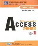 Giáo trình Access 2007 - ĐH Công nghệ Thông tin
