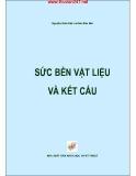 Giáo trình Sức bền vật liệu và kết cấu - Nguyễn Đình Đức, Đào Như Mai