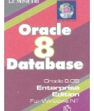 Ebook Oracle 8 Database for Windows NT - NXB Trẻ