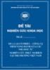 Đề tài khoa học: Mua lại cổ phiếu-công cụ tiềm năng đánh lừa các nhà đầu tư nghiên cứu thực nghiệm tại thị trường Việt Nam