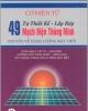 Tự thiết kế, lắp ráp 49 mạch điện thông minh chuyên về năng lượng mặt trời - NXB KH&KT