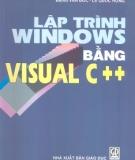 Ebook Lập trình Windows bằng Visual C++ - NXB Giáo dục