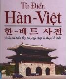 Ebook Từ điển Hàn-Việt - Lê Huy Khoa