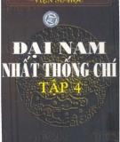Ebook Đại Nam nhất thống chí : Tập 4 - NXB. Thuận Hóa