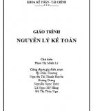 Giáo trình Nguyên lý kế toán - Phan Thị Minh Lý (chủ biên)