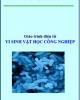 Giáo trình Vi sinh học công nghiệp - Biền Văn Minh