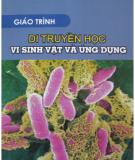 Giáo trình Di truyền học - Vi sinh vật ứng dụng - Hoàng Trọng Phán (chủ biên)