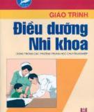 Giáo trình điều dưỡng nhi khoa - BS Nguyễn Thị Phương Nga