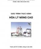 Giáo trình Thực hành Hóa lý nâng cao - ĐH Công nghiệp Tp.HCM