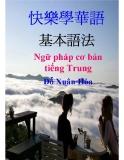 Giáo trình Ngữ pháp cơ bản tiếng Trung - Đỗ Xuân Hòa